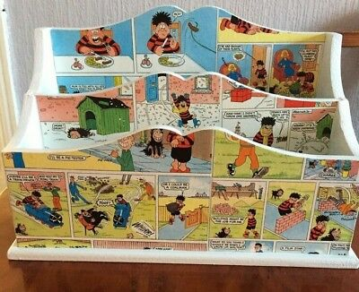 Dennis The Menace Letter Rack