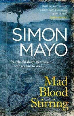 Mad Blood Stirring by Mayo, Simon Book The Cheap Fast Free Post