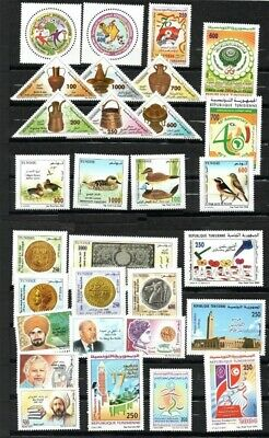 2004- Tunisia- Tunisie- Full year- Année complète - MNH**