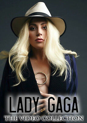 Lady Gaga - The Video Collection (3 DVD)