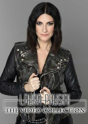 Laura Pausini - The Video Collection (4 DVD)
