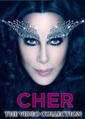 Cher - The Video Collection (4 DVD)
