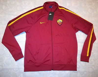 45e109dd69 Tuta As Roma Nike Football Shirt Allenamento Nuova Con Cartellino No Cucs