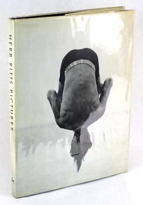 Signed First Edition Herb Ritts Pictures Twin Palms Celebrity Photography HC DJ