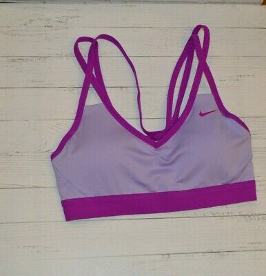 95ee3a1ae71c3 NIKE WOMENS PRO Indy Cooling Light Support Padded Sports Bra White ...