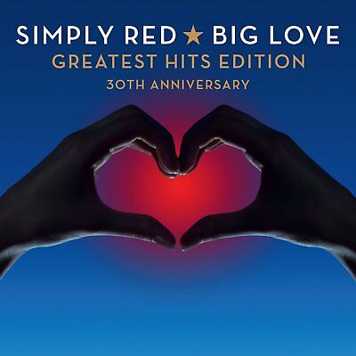 Simply Red - Big Love Greatest Hits Edition - 2 Cd (30th anniversary)