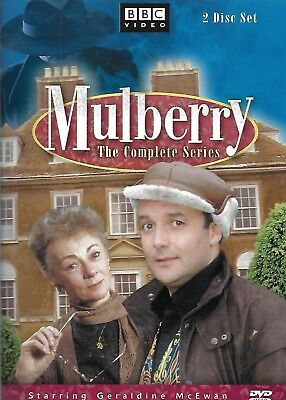 Mulberry: The Complete Series (DVD, 2006, 2-Disc Set)