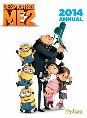 Despicable Me 2 Annual 2014 by Century Books Book The Cheap Fast Free Post