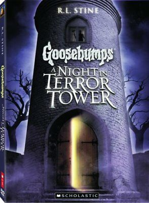 Goosebumps: Night in Terror Tower [DVD] [Region 1] [US Import] [N... - DVD  80VG