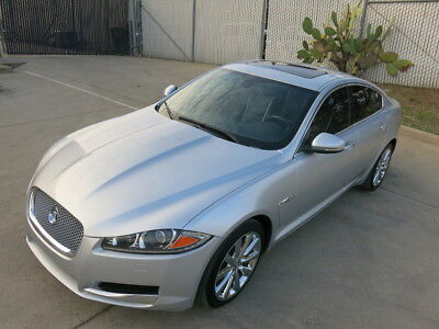 2012 Jaguar XF Portfolio 5.0L 8V 2012 Jaguar XF-Portfolio 5.0L 8V damaged flood rebuildable Low Reserve 12 XF