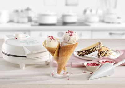Russell Hobbs Waffle Cone Maker for Ice-Creams - Markdown - Great Gift Idea -NEW