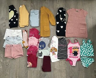 girls clothes 1-2 years bundle 12-24months