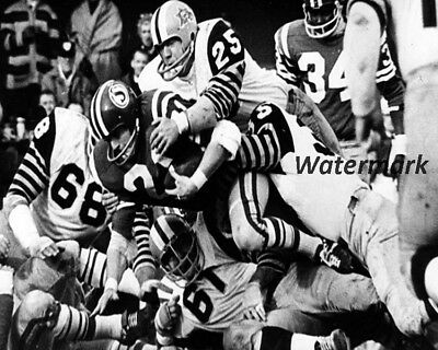 1967 Grey Cup Saskatchewan HB Al ford Tackled Ti Cats Game Action 8 X 10  Photo 4ab86dd91