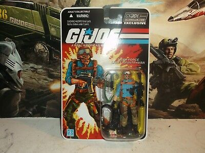 TIGER FORCE LIGHT INFANTRY HIT /& RUN G.I.JOE EXCLUSIVE CLUB FSS The FINAL 12