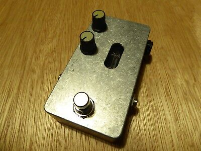 Heartbreaker Valve overdrive Pedal .with Vintage 12AX7 with True bypass.