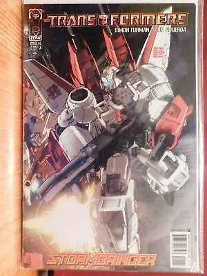 Transformers Stormbringer, 2006, Issue #1 Cover A, Vf 8.0