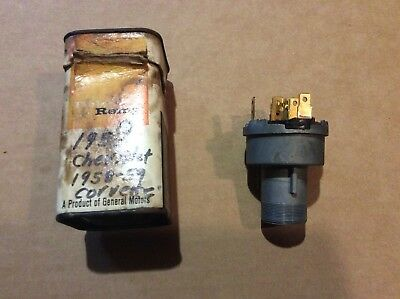 1957 Chevy & 1958-59 Corvette Ignition Switch