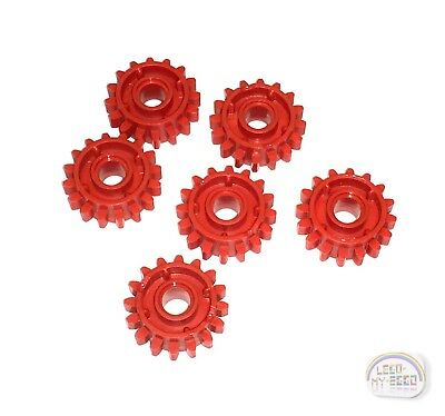 NEW 60 Parts Lego Technic Gears Cogs Wheels Worm Clutch Pulleys