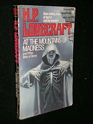 At Mountains of Madness by Lovecraft Howard Philips Book The Cheap Fast Free