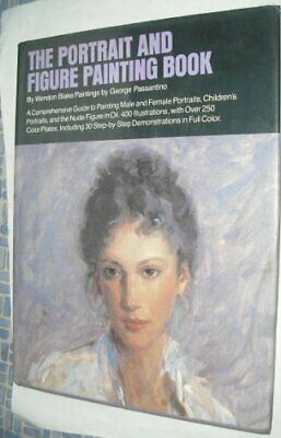The portrait and figure painting book by Blake, Wendon Book The Cheap Fast Free