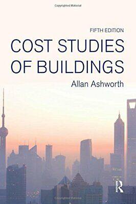 Cost Studies of Buildings by Perera, Srinath Paperback Book The Cheap Fast Free