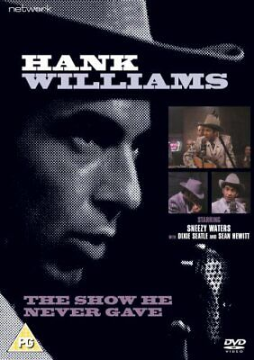 Hank Williams [DVD] - DVD  MAVG The Cheap Fast Free Post