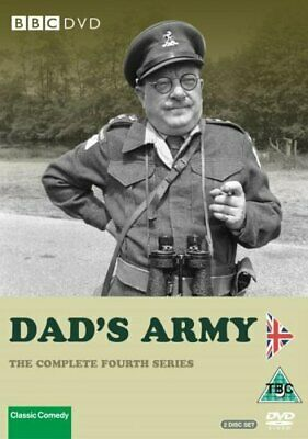 Dad's Army - The Complete Fourth Series [1970] [DVD] [2005] - DVD  6YVG The