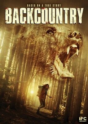 BACKCOUNTRY New Sealed DVD