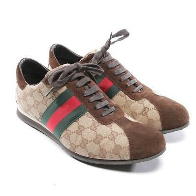 1654a4a1aeb2 Gucci Baskets Taille D 43 Royaume-Uni 9 Multicolore Chaussures Hommes Nst  Nylon