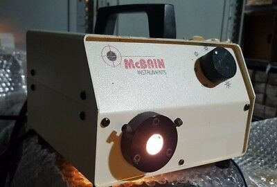 MCBAIN INSTRUMENTS FOI-150 Fiber Optic Illuminator (RBD7.2)