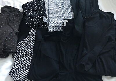 Maternity Clothes Bundle Work Office 10/12/S/M