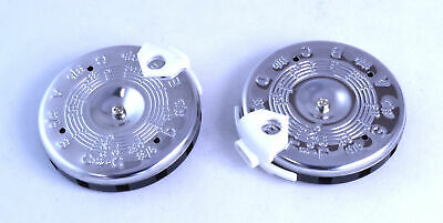 13 TONE PITCH PIPE tuner tuning chromatic violin VOCALS