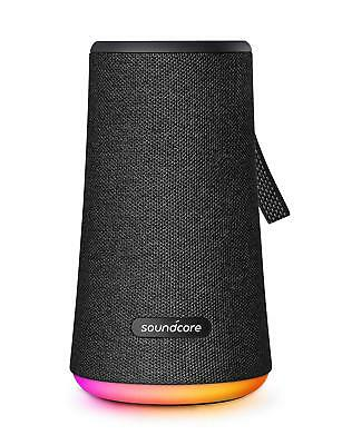 Anker Soundcore Flare+ Bluetooth Speaker Portable Compact 360° Sound Waterproof