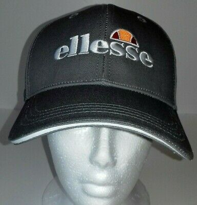 Ellesse Ragusa Embroided Baseball Cap in Grey SHAU0307