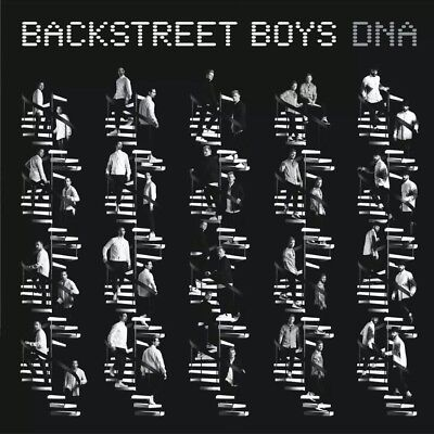 DNA - Backstreet Boys BSB - Brand New CD - Factory Sealed - Fast Shipping