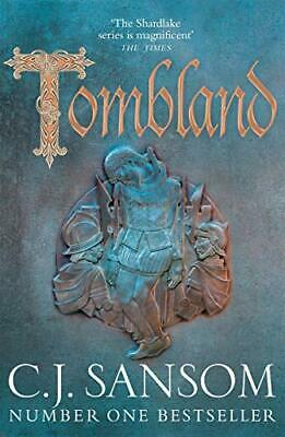 Tombland by C.J.Sansom Book The Cheap Fast Free Post