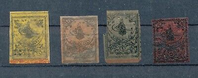 Turkey 1863 issues S-18855