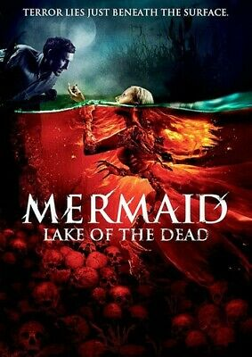 Mermaid: Lake Of The Dead [New DVD] Widescreen