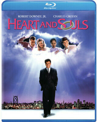 Heart And Souls [New Blu-ray] Manufactured On Demand