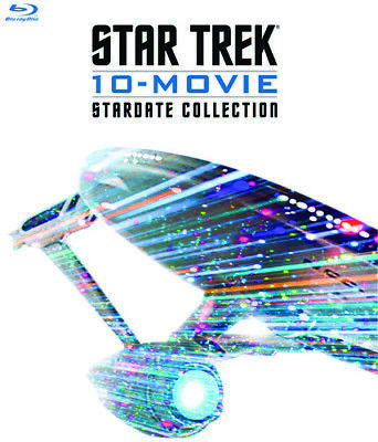 Star Trek: Stardate Collection [New Blu-ray] Boxed Set, Dolby, Dubbed, Mono So
