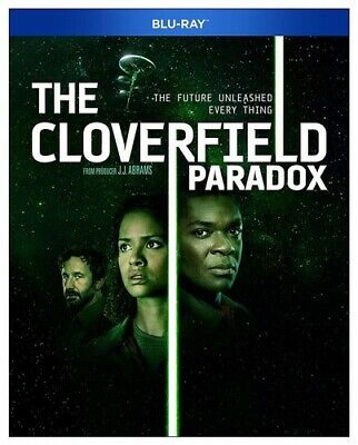 The Cloverfield Paradox [New Blu-ray] Ac-3/Dolby Digital, Amaray Case, Dolby,