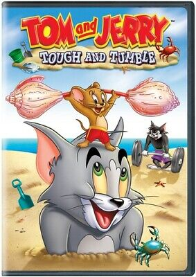 Tom And Jerry: Tough And Tumble [New DVD] Eco Amaray Case