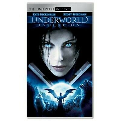 PSP - UMD Video - Underworld: Evolution nur UMD