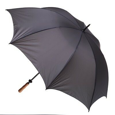 CLIFTON Umbrella - Albatross Large Cover Golf Umbrella - Charcoal
