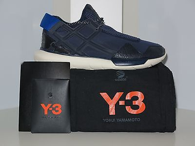 Adidas Y3 Qasa Racer Sports Style UK Size  8.5 US  9 Superb Condition 0c2dfe69ef57