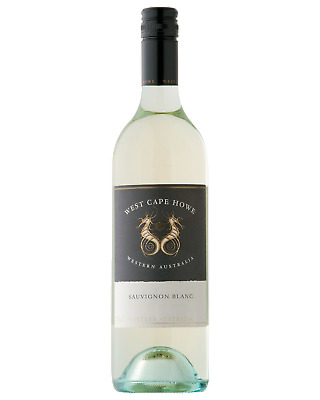 West Cape Howe Sauvignon Blanc White Wine Great Southern 2016 750mL case of 12