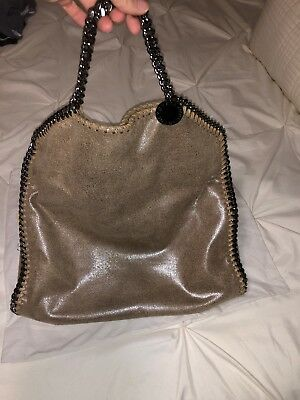 f82399fbab STELLA MCCARTNEY FALABELLA Shaggy Deer Small Shoulder Bag Handbag ...