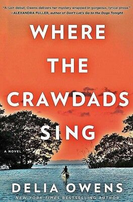 Where the Crawdads Sing   [EPUB][PDF][KINDLE][ENGLISH] #Delia#Owens