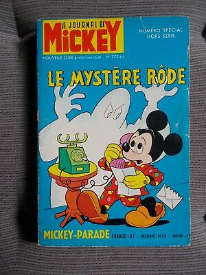 Le Journal De Mickey Hors-Serie / Mickey Parade N° 772 Bis
