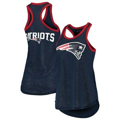 961e543b6 New England Patriots G-III 4Her by Carl Banks Women s Tater Tank Top - Navy